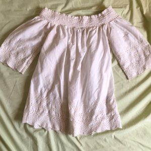 Babydoll lace Abercrombie and Fitch top